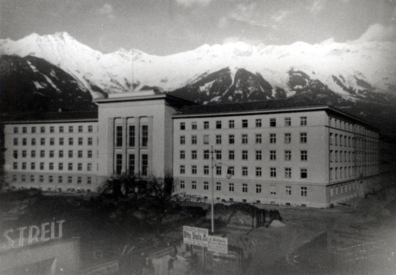 Das Landhaus 1939
