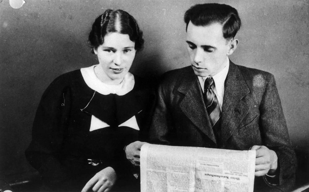 Alois und Josefine Brunner